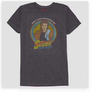 Stranger Things Home By 8 Short Sleeve T-Shirt